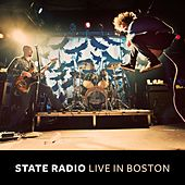 Live in Boston de State Radio