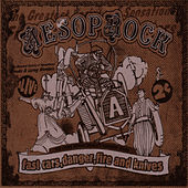 Fast Cars, Danger, Fire And Knives by Aesop Rock