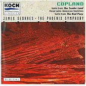 The Tender Land/Three Latin-American Sketches... von Aaron Copland