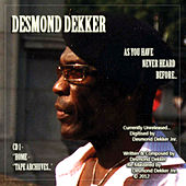 Desmond Dekker- As You Have Never Heard Before- CD1 de Desmond Dekker