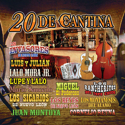 20 de Cantina by Various Artists