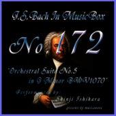 Bach In Musical Box 172 / Orchestral Suite No5 G Minor Bwv1070 by Shinji Ishihara