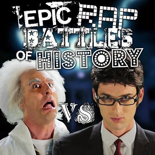 Doc Brown vs Doctor Who by Epic Rap Battles of History