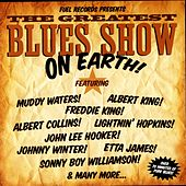 The Greatest Blues Show On Earth von Various Artists