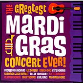 The Greatest Mardi Gras Concert Ever de Various Artists