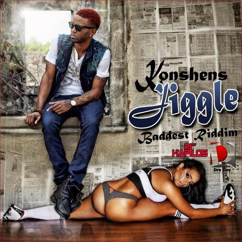 Jiggle - Single by Konshens