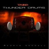 Thunder Drums (Taiko) by Patricia Spero