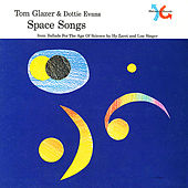 Space Songs (from Ballads for the Age of Science) by Tony Mottola