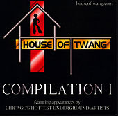 House Of Twang: Compilation 1 by Various Artists