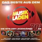 MUSIKLADEN: Die legendären 70er Hits von Various Artists