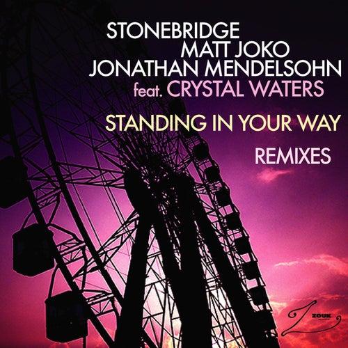 Standing In Your Way (Remixes) by Stonebridge