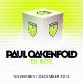 DJ Box - November / December 2012 by Various Artists