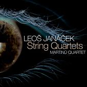 Janacek: String Quartets de Martinu Quartet