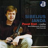 Sibelius: Violin Concerto - Janda: Cornucopia - Third Confession de Pavel Eret