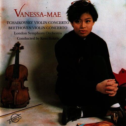 Tchaikovsky - Beethoven: Violin Concertos by Vanessa Mae