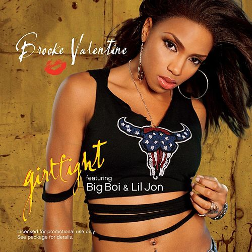 Girlfight by Brooke Valentine