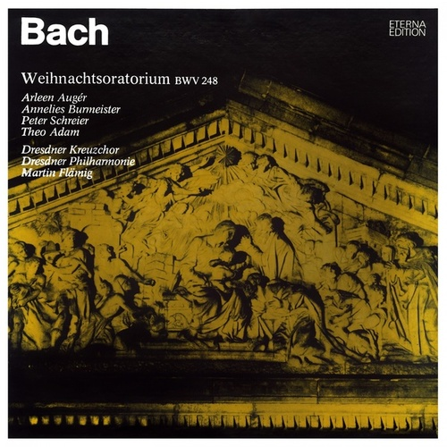Bach: Weihnachtsoratorium, BWV 248 by Various Artists