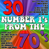 30 Number 1's From The 70's by Various Artists