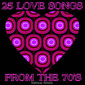 25 Love Songs From The 70's by Various Artists