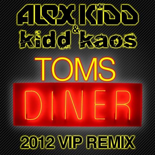 Toms Diner by Alex Kidd