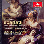 The Exile Of Hagar And Ishmael by Alessandro Scarlatti