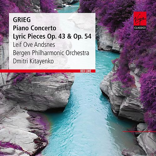 Grieg: Piano Concerto & Lyric Pieces by Leif Ove Andsnes