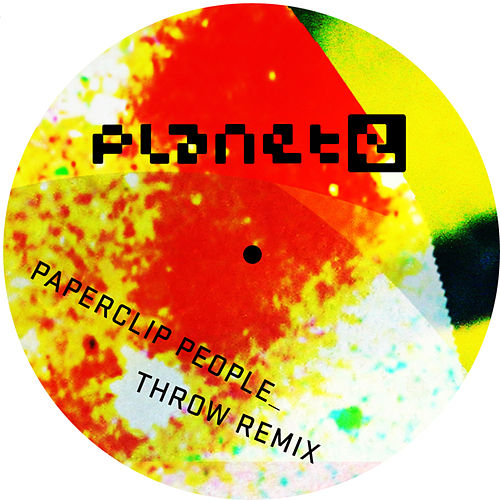 Throw (Slam's RTM Remix) by Paperclip People
