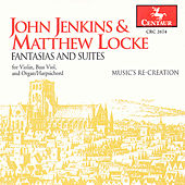 Joihn Jenkins And Matthew Locke: Fantasias And Suites by Various Artists
