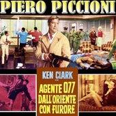 Agente 077 dall'Oriente con Furore by Piero Piccioni