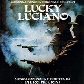 Lucky Luciano by Piero Piccioni