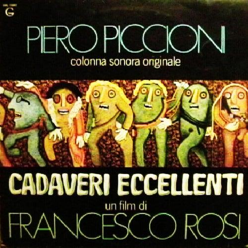 Cadaveri Eccellenti by Piero Piccioni