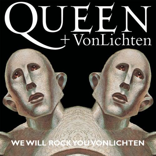 We Will Rock You VonLichten by Queen