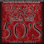 Biggest Songs From The 50's de Various Artists