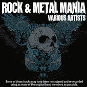 Rock & Metal Mania by Various Artists