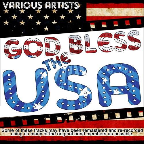 God Bless The USA de Various Artists