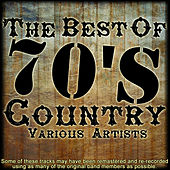 The Best Of 70's Country de Various Artists