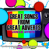 Great Songs From Great Adverts by Various Artists