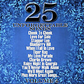 25 Unforgettable Songs Volume 4 von Various Artists