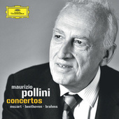 Maurizio Pollini - Concertos Mozart / Beethoven / Brahms de Maurizio Pollini
