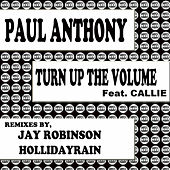 Turn Up the Volume by Paul Anthony