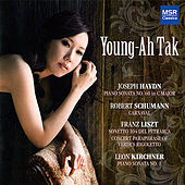 Piano Music by Haydn, Schumann, Liszt and Kirchner de Young-Ah Tak