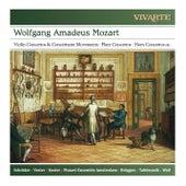 Mozart: Violin Concertos & Concertante Movements; Flute Concertos; Horn Concertos etc. by Various Artists