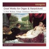 Great Works for Organ & Harpsichord: Bach, Froberger, Weckmann, Scheidemann, Böhm and others by Gustav Leonhardt