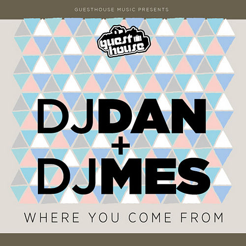 Where You Come From by DJ Dan
