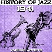 History of Jazz 1941 de Various Artists