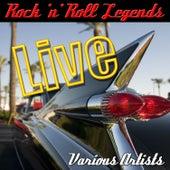 Rock 'n' Roll Legends: Live de Various Artists