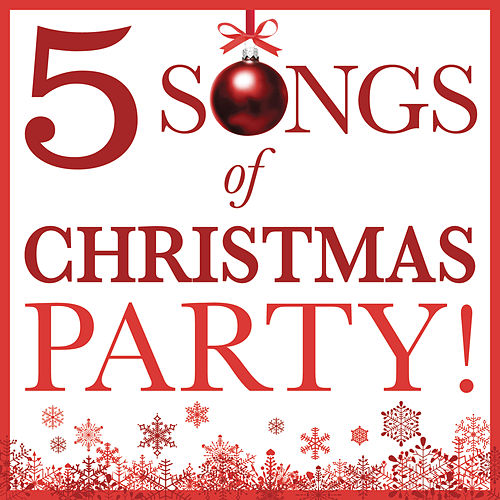 Five Songs Of Christmas de Various Artists