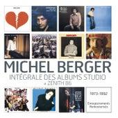 Michel Berger : Intégrale des albums studios + live by Michel Berger