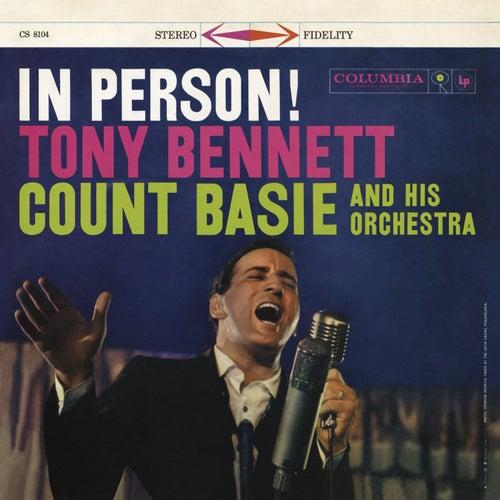 In Person! by Tony Bennett