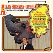 Allan Sherman Live! by Allan Sherman